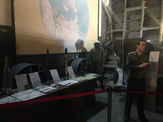 Bunker 42, MiamiCurated,Russia travel, World Cup Moscow, MiamiCurated