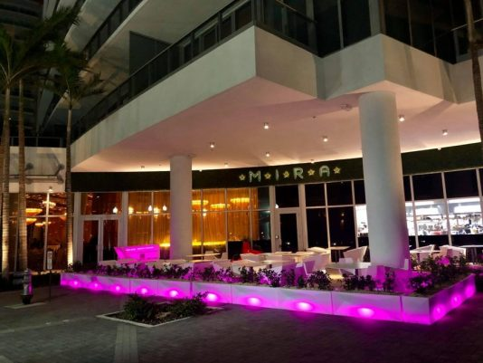 Mira Miami, Mira Five Stars, best new restaurants Miami, MiamiCurated