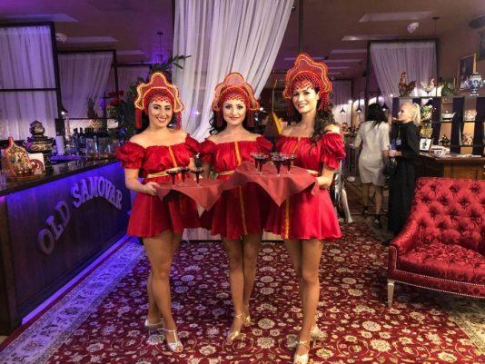 Sunny Isles restaurants, Russian restaurants Miami, MiamiCurated, Old Samovar