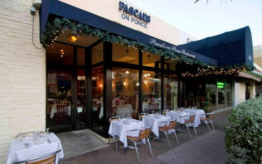 Coral Gables has long had its iconic restaurants that have stood the test of time. And now, in the past year, new ones on the scene are revving up the competition. Here's our list of the 10 best restaurants in Coral Gables: