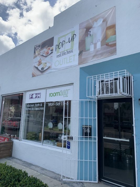 outlet stores miami, outlet shops Miami, Real Life Basic Outlet, MiamiCurated