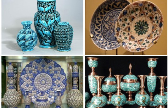 Iranian crafts, things to buy in Iran, Iran shopping