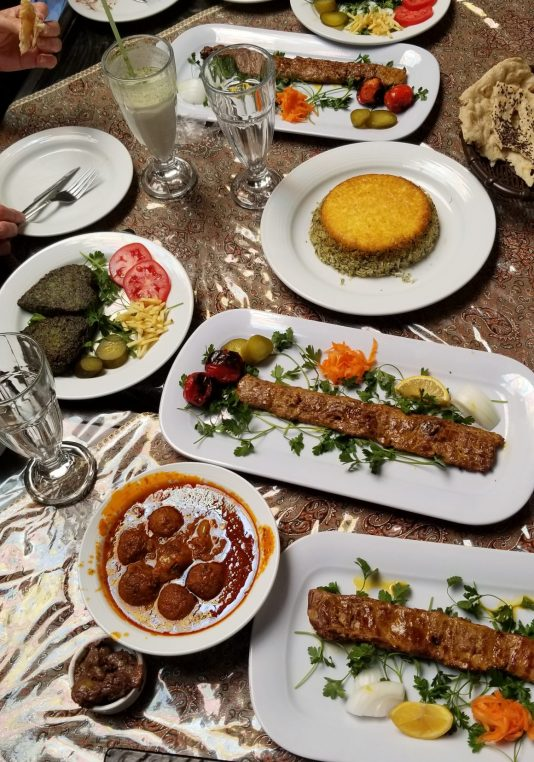 persian food, iranian food, iran travel