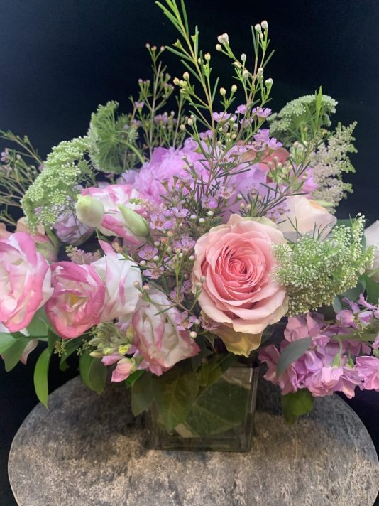 flower arranging classes Miami