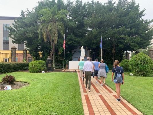 jose marti park tampa, things to do tampa, cuban heritage tampa