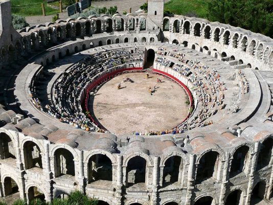 travel in provence, arles travel, roman history arles, miamicurated