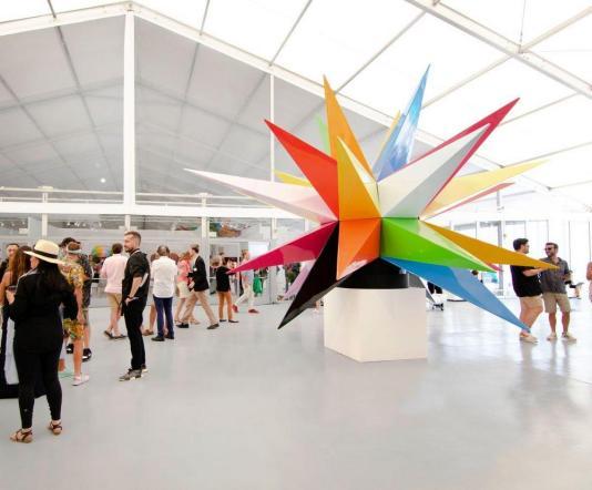 SCOPE art fair Miami, art basel miami 2019, miamicurated