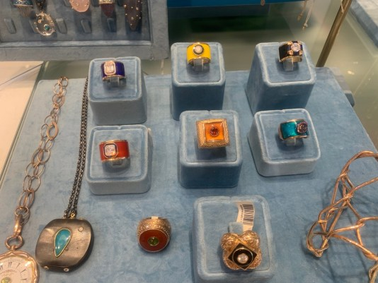 coconut grove shops, jewelry designed by Yeliz Tetiz at The Bazaar Project, MiamiCurated