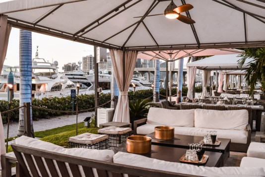 waterfront dining in miami, waterfront restaurants in miami, miamicurated