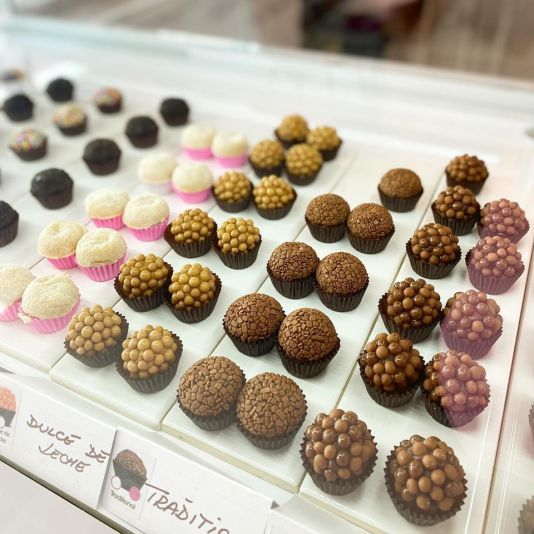 brigadeiros miami, MiamiCurated,11 best miami desserts for delivery
