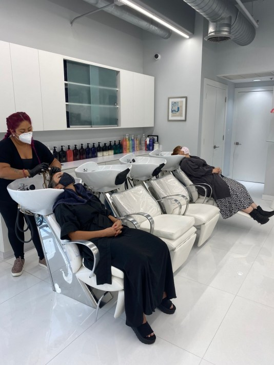 safety at beauty salons in time of covid 19, miamicurated