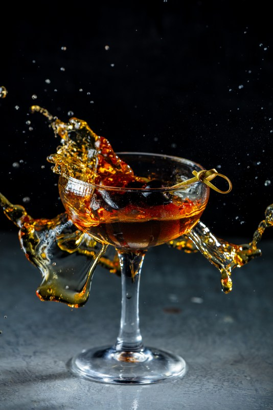 manhattan drink perfect, miamicurated