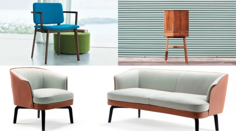 Shop the Trend  Mid Century Modern Furniture