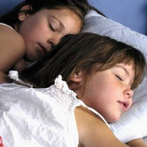 what it means when your child snores