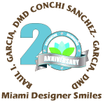 Miami Cosmetic Dentist Practice 20 years of service