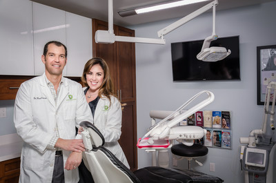 Dr. Raul Garcia and Dr. Conchi Sanchez-Garcia owners of Miami Designer Smiles