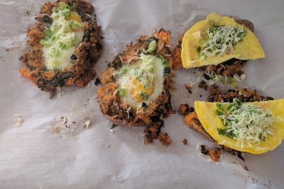 Twice Baked and Delicious