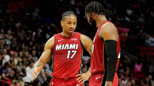 Heat avoid luxury tax after Clippers claim Rodney McGruder ...