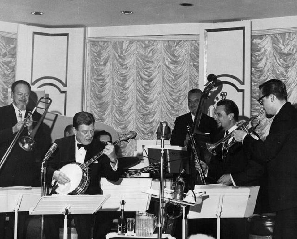 Arthur Godfrey at Kenilworth Hotel