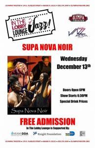 Supa Nova Noir @ Olympia Theater | Miami | Florida | United States