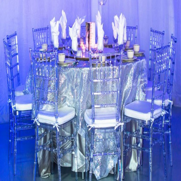 Top 5 Chair Rentals For Weddings In Miami