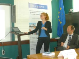 Presentation on EU Research and Innovation Funding Horizon 2020 Workshop