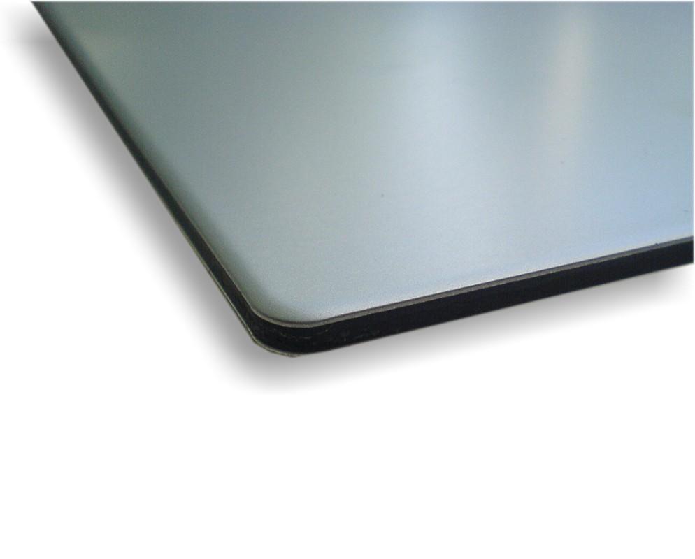 Aluminium, Plastic Metal Sign for Beach 25 x 8 cm aluminium composite for in and