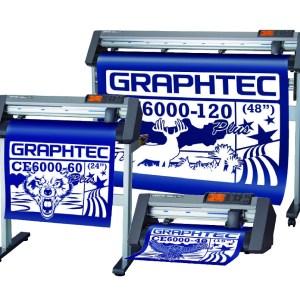 Graphtec CE6000 Plus Series Vinyl Cutter