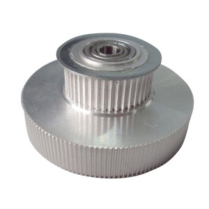 Mimaki Y-Driven Pulley Assy - M006891