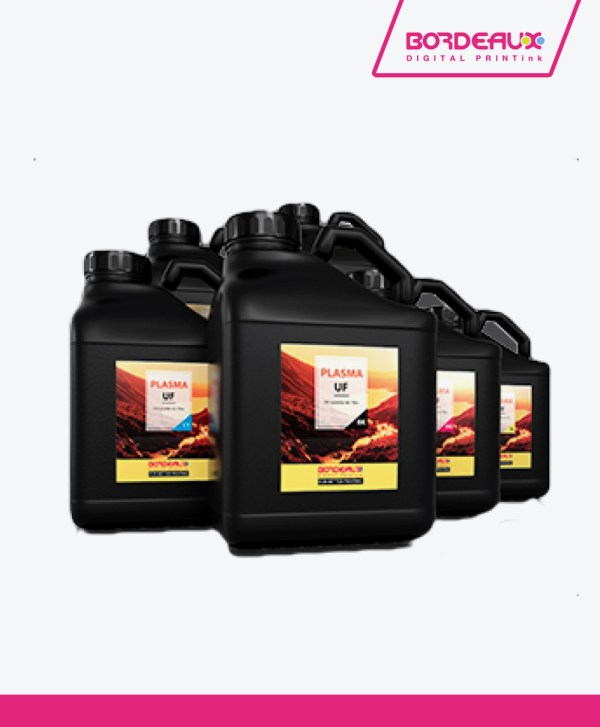 Bordeaux PLASMA UR UV Inks