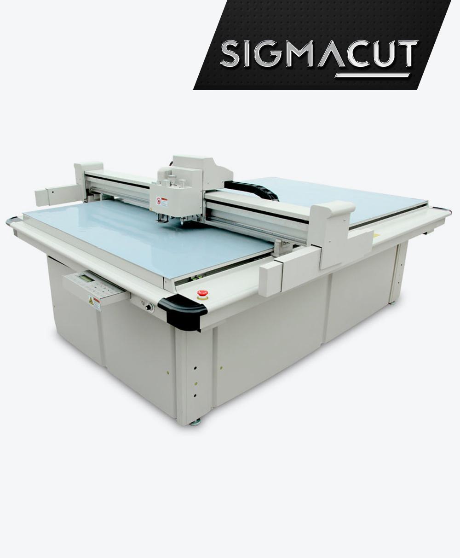 Sigmacut Vz70 Series V Cut Digital Cutting Table Miami Signs Supply