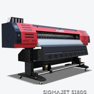 Eco-Solvent Printer