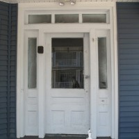 Door Replacement - ProVia Heritage Fiberglass - After