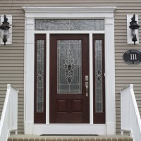 Door Replacement - Energy Efficient - ProVia Heritage Fiberglass - After