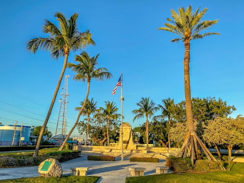 Hurricane Monument