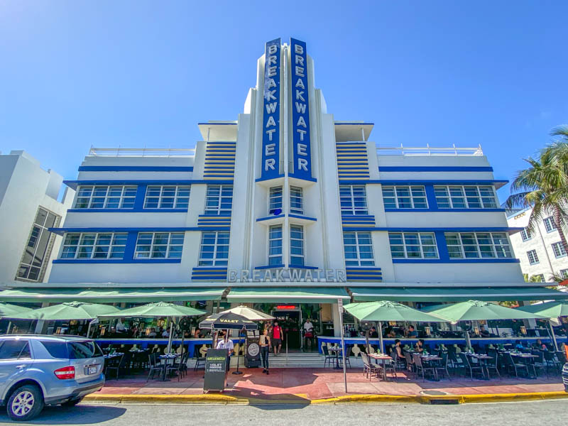 Miami Beach Breakwater Hotel