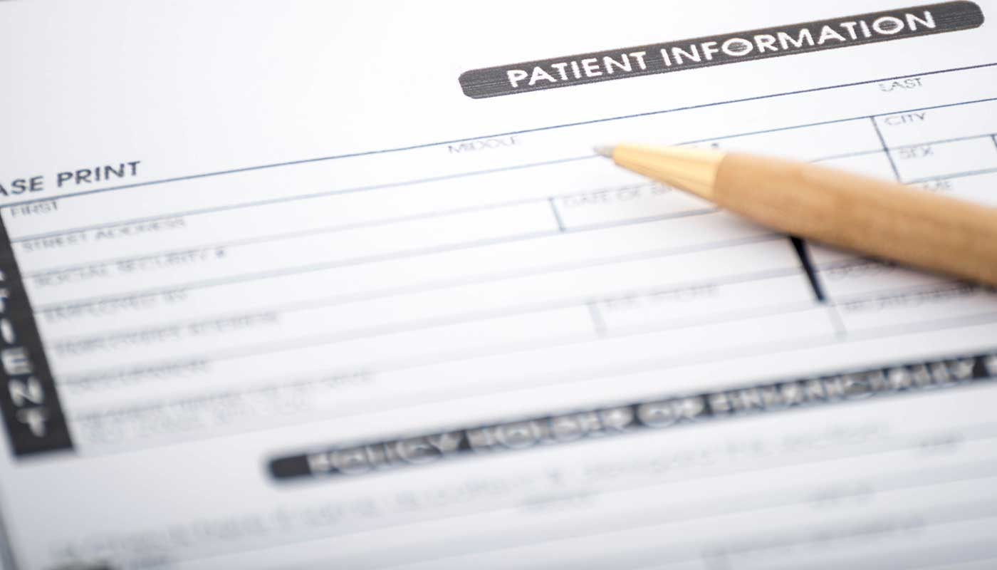 New Patient Download Forms