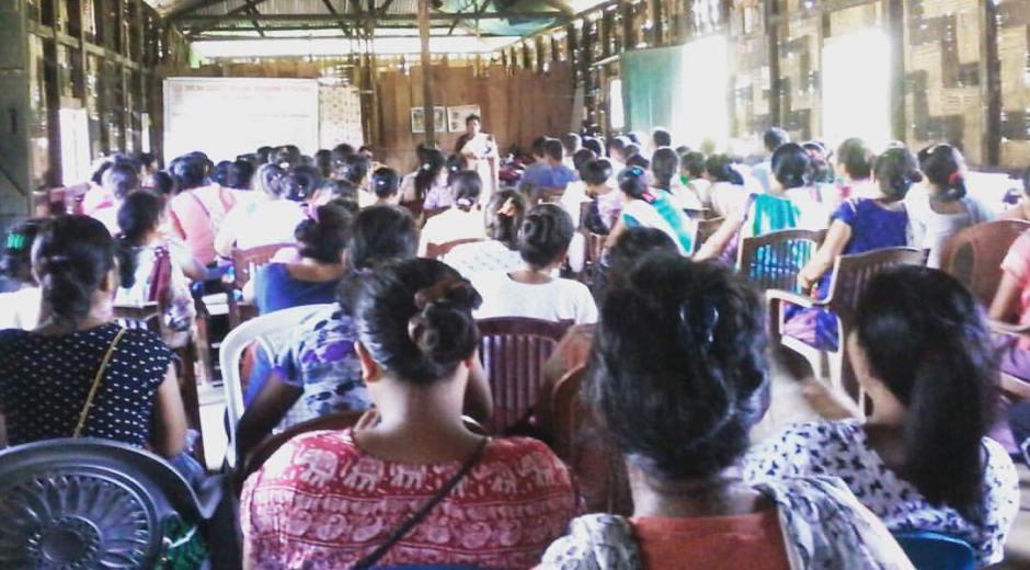 Seva Kendra Arunachal East conducts Women Empowerment Training Programme