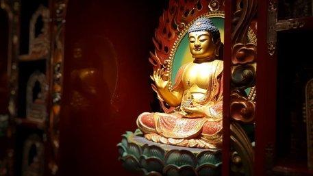 el budismo religión del oriente