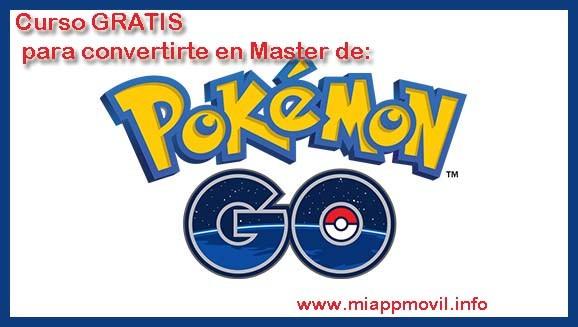 curso gratis pokemo go