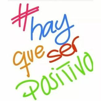 como ser positivo