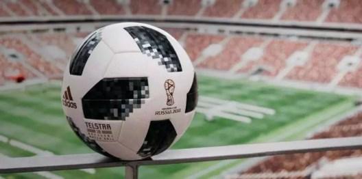 balon rusia 2018