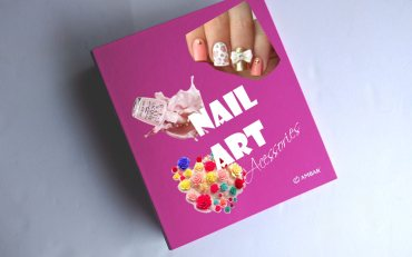 #NewIn #Tutorial Dossier para Acessórios de Nail Art