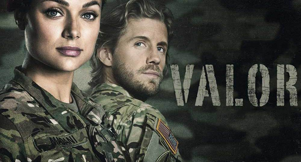 #Series Valor 2017 (The CW)