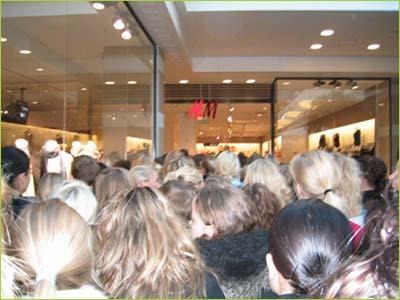 H&M Västermalmsgallerian