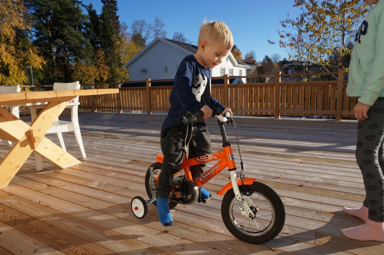 först cykeln