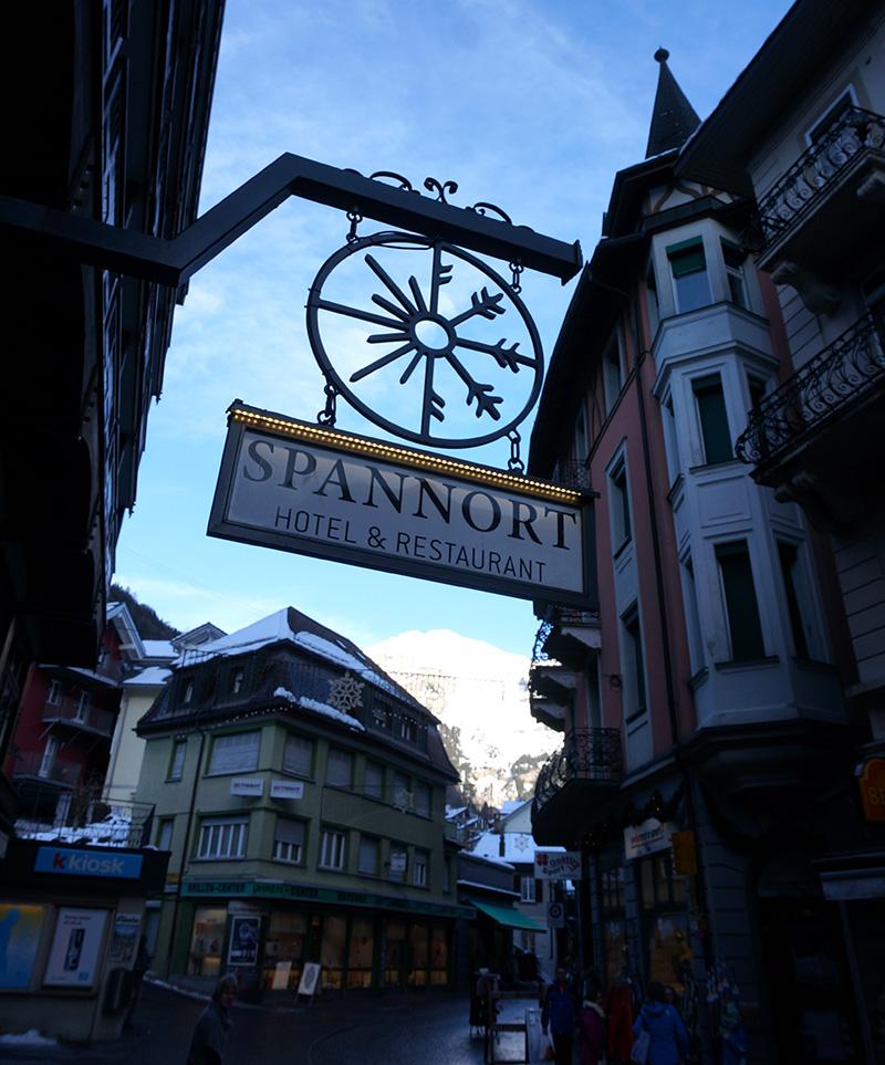Spannort Hotel & Restaurang