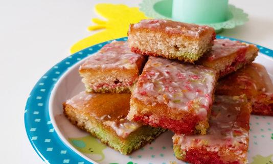 Spaß mit Papageien Kuchen - ohne Milch und Eier