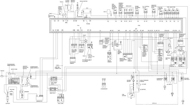 mazda mx 5 wiring diagram mazda wiring diagrams online mazda mx5 nb wiring diagram