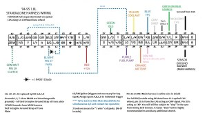 94 MS3X Seq fuelspark wiring verification  Miata Turbo Forum  Boost cars, acquire cats